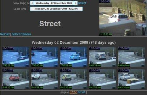 Contacam: Un logiciel gratuit de surveillance vidéo pour Windows | Time to Learn | Scoop.it