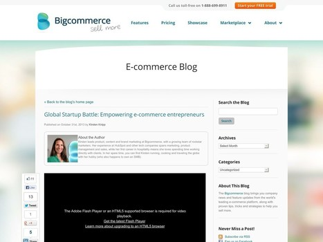 Global Startup Battle: Empowering e-commerce entrepreneurs | Local | Scoop.it