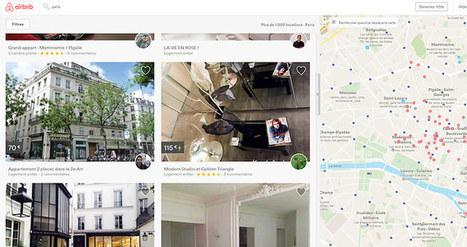 Airbnb a franchi la barre des 10millions de voyageurs pour la destination France | Immobilier | Scoop.it
