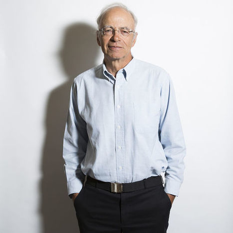 Peter Singer on the Ethics of Philanthropy - Wall Street Journal | Integrity | Scoop.it