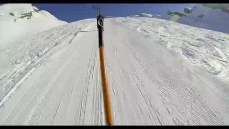 Une journée de ski de Candide Thovex - Buzz Moi Ça | ski freestyle | Scoop.it