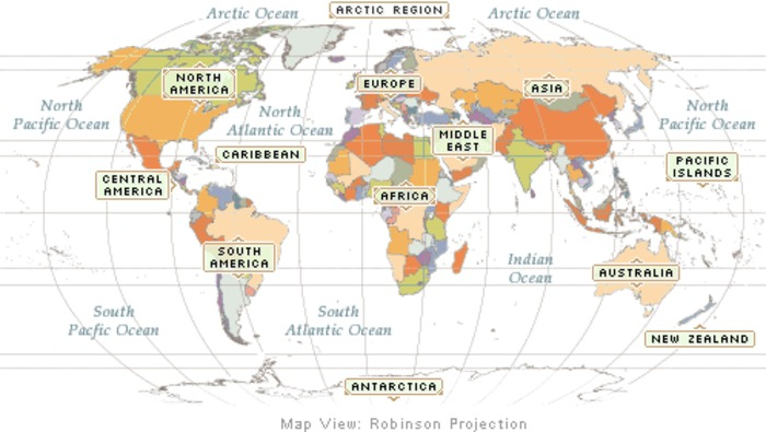 (EN) - World Atlas: Maps, Geography, Flags & Facts of Every Country in the World  factmonster.com   Glossarissimo!   Scoop.it