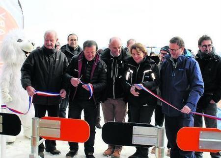 Inauguration du nouveau télésiège des Bouleaux à Saint-Lary | Vallée d'Aure - Pyrénées | Scoop.it