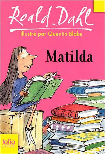 Avec Matilda, Roald Dhal passe au rayon comédie musicale | Les Enfants et la Lecture | Scoop.it