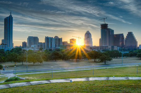 Downtown Austin's vision for a sustainable future | green streets | Scoop.it
