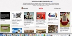 Vote for Your Favorite 'New Librarianship' Pinterest Board! | Answers | Scoop.it