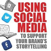 Using Social Media To Support Your Brand's Storytelling | Transmedia and Learning | Scoop.it
