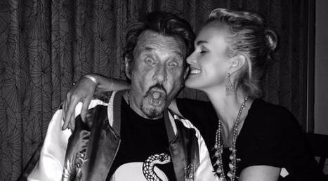 Johnny Hallyday se fait tatouer Laeticia nue sur le bras | Crakks | Scoop.it