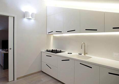 Apartamento de 200 m² en el corazón de la Toscana. Diseñado por ... | ARIS casas | Scoop.it