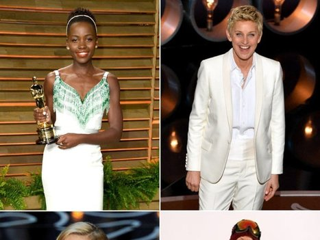 Ellen DeGeneres, Lupita Nyong'o & More: Inspiring ... - Hollywood Life | Extreme Social | Scoop.it