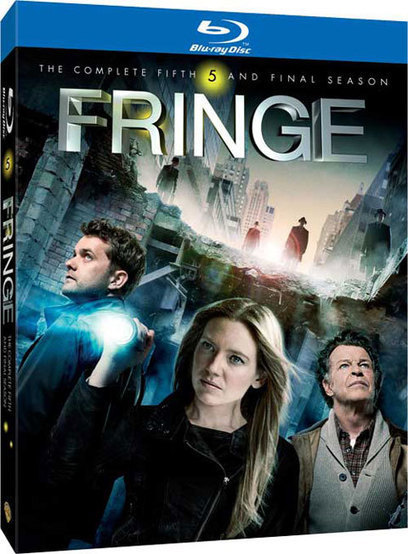 Fringe: The Complete Fifth And Final Season Will Hit Blu-ray In May | Fringe Chronik | Scoop.it