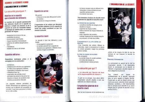 p 188-189 l'organisation de la sécurité | Valéria | Scoop.it