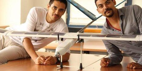 8 heures de vol pour les drones solaires de SunBirds | Une nouvelle civilisation de Robots | Scoop.it