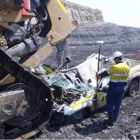 Crashes put spotlight on traffic management at mine sites   Quest 3- Safety while driving on a mine site   Scoop.it