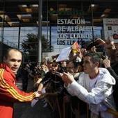 Iniesta recuerda su debut en Albacete: Fue uno de los días más felices | Andres Iniesta | Scoop.it
