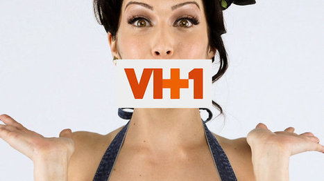 VH1's Smart New Branding Takes A Backseat To The Content | Social Media Awareness | Scoop.it