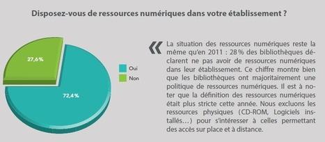 Les ressources numériques dans les bibliothèques | Enssib | ressources numériques | Scoop.it