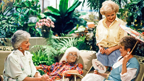 Seniors Seeking Roommates: 'Golden Girls,' Please Apply | Baby Boomer Guide | Scoop.it