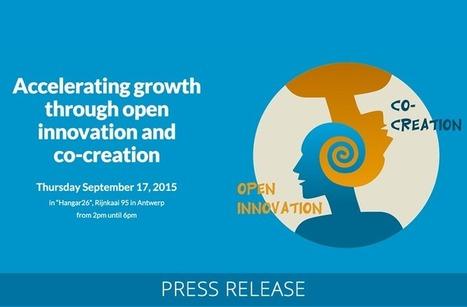 Open innovatie & co-creatie zorgen voor snelle groei en nieuwe bedrijfscultuur - CogniStreamer | The Jazz of Innovation | Scoop.it