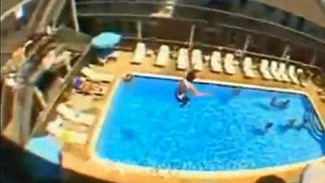 Muere un joven austríaco haciendo «balconing» en un hotel de Mallorca | Education 2.0 | Scoop.it