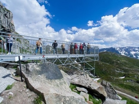 Per il #turismo sul Gottardo 71 milioni - | ALBERTO CORRERA - QUADRI E DIRIGENTI TURISMO IN ITALIA | Scoop.it