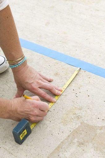 Repeindre sol de terrasse en béton | Le bricolage et les loisirs créatifs par Maison Blog | Scoop.it