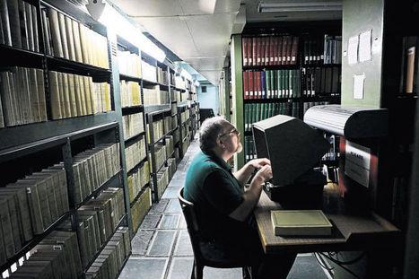 Genealogist digs deep to unearth family roots - Dubuque Telegraph Herald   German Genealogy   Scoop.it