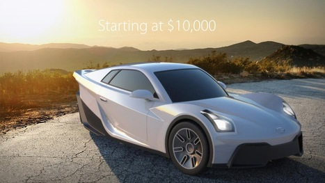 Sondors Electric Car Is Everything The Elio Is Not (w/Video) - Gas 2 | Heron | Scoop.it
