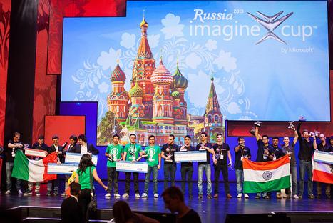 The 7 Most Surprising Technologies Invented by Students at Microsoft's Imagine Cup | Technology and Education | Scoop.it