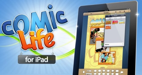 Comic Life for the iPad   Wired Educator   iPads 1-to-1 in the Elementary Classroom   Scoop.it