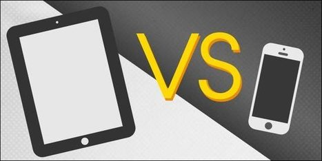 iPad vs. iPhone: How Are They Different from a Developer's Standpoint? | App Developments | Scoop.it