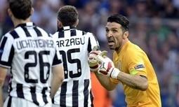 Gianluigi Buffon and Juventus veterans find destiny favours Barcelona - The Guardian | AC Affairs | Scoop.it