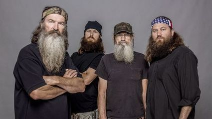 Duck Dynasty's Phil Robertson Fired by A&E? - Eagle Rising | On the Political Side | Scoop.it