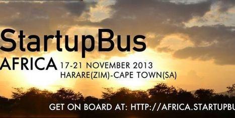 INTERVIEW. StartupBus Africa : Doper l'innovation en Afrique en 5 jours (et en bus)   Sélection de projets   Scoop.it