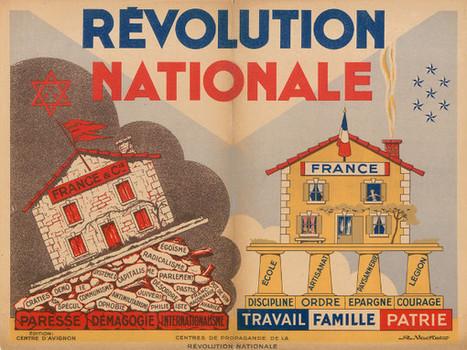 Mise en œuvre et limite de la propagande du régime de Vichy | GenealoNet | Scoop.it