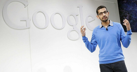 Larry Page Transfers Leadership Of Core Google Products, Including Search | SEO and Social Media Marketing | Scoop.it