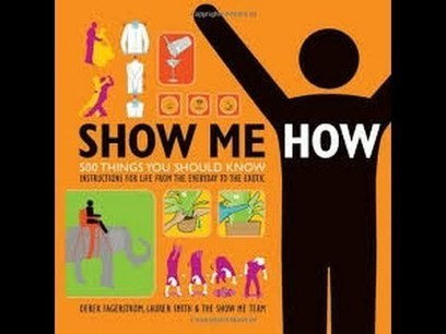 [Unique] Show Me How e-Book - Free Download 2014 - YouTube | E-books en E-readers | Scoop.it