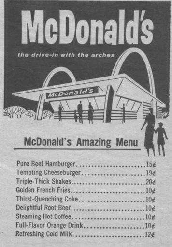 Así era el primer McDonald's de la historia   Think Future   Flow: Retail   Scoop.it