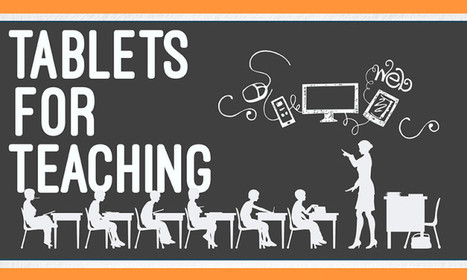 How Are Teachers Using Tablets? [INFOGRAPHIC] - FRACTUS LEARNING | Apple nieuws voor basisscholen | Scoop.it