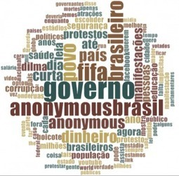 Analysis of the social protest movement in Brazil | Digital Open Public Sphere | Scoop.it