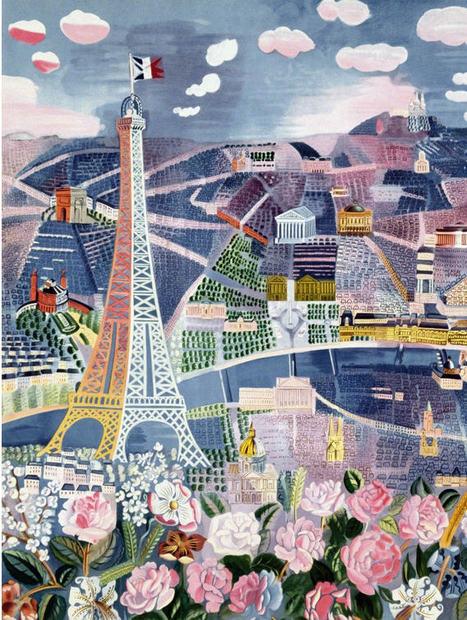 C'est enfin le Printemps à Paris : Découvrez Paris en Puzzles d'art en bois fabriqués en France ! | Jeu puzzles | Scoop.it