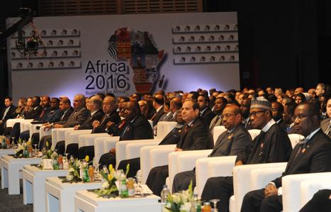 Sharm El Sheikh appelle à faire tomber les barrières entre africains | Afrique, une terre forte et en devenir... mais secouée encore par ses vieux démons | Scoop.it