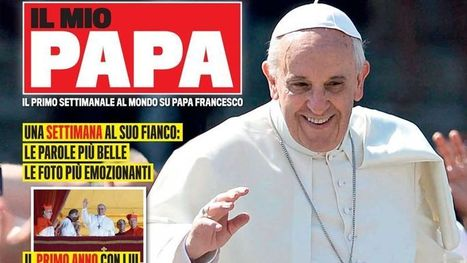 Le Pape aura son magazine hebdomadaire | Journalisme et presse | Scoop.it