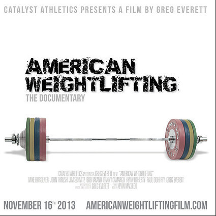 American Weightlifting: The Documentary - | fitness apparel and crossfit gear | Scoop.it