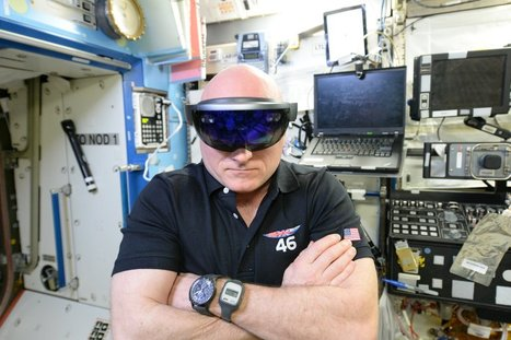 How will astronauts use augmented reality glasses? | Augmented World | Scoop.it