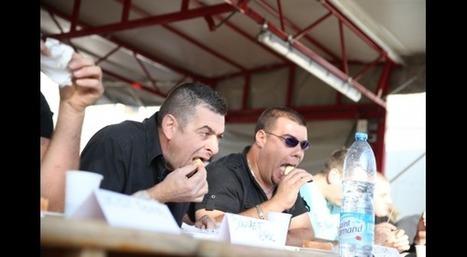 La Capelle : Éric Bouchet est le plus gros mangeur de Maroilles   The Voice of Cheese   Scoop.it