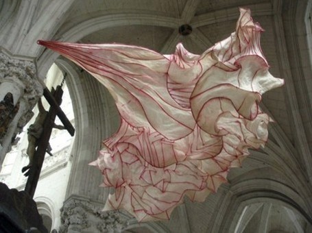 Peter Gentenaar: paper sculpture | Art Installations, Sculpture | Scoop.it