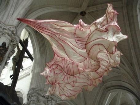 Peter Gentenaar: paper sculpture | Art Installations, Sculpture, Contemporary Art | Scoop.it