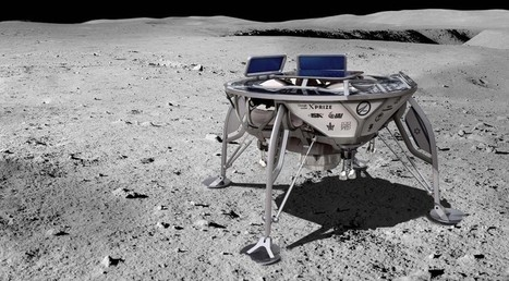 Launch contract deadline looms for lunar lander teams | SpaceNews.com | The NewSpace Daily | Scoop.it