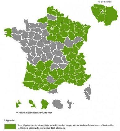 La France suspend toute prospection pétrolière - Permis d'exploration - Basta ! | Les Amis de la Terre | Scoop.it